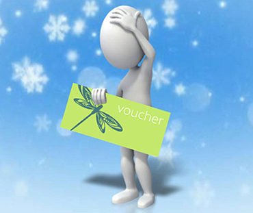 Beat the winter blues with a tailor made voucher to use at our aesthetics clinic