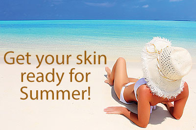get your skin ready for summer