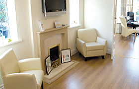 Inside the tranquil setting of our professional aesthetic clinic